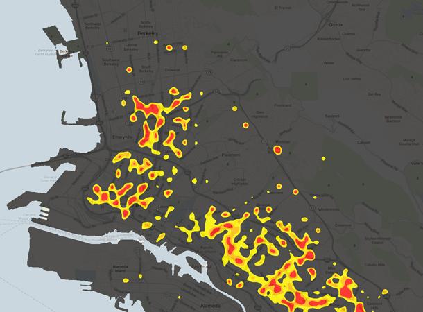 Where Violent Crimes Happen Trulias Blog