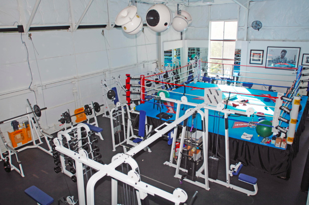 Home gym mark wahlberg  Mark Wahlberg Lists Beverly Hills Home With Boxing Gym - Trulia's Blog