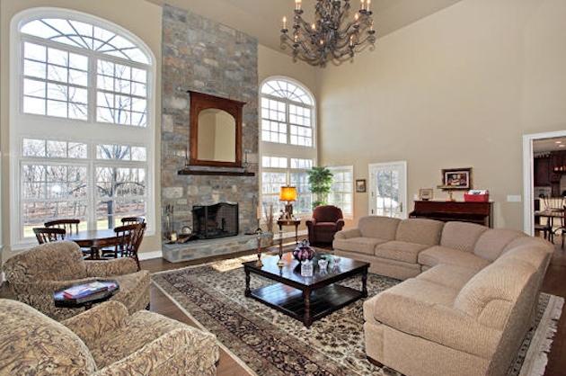 RHONJ Jacqueline Laurita lists Franklin Lakes NJ home for ...