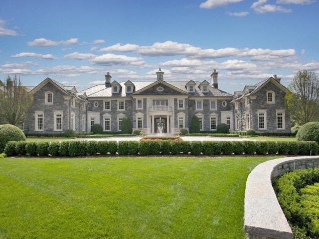 Most expensive home in the most expensive zip code 07620 for New homes america