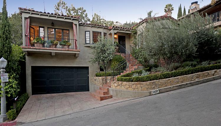 Jennifer Morrison's house in West Hollywood
