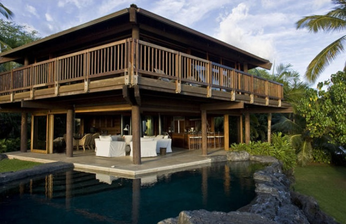 Renting celebrity homes in hawaii