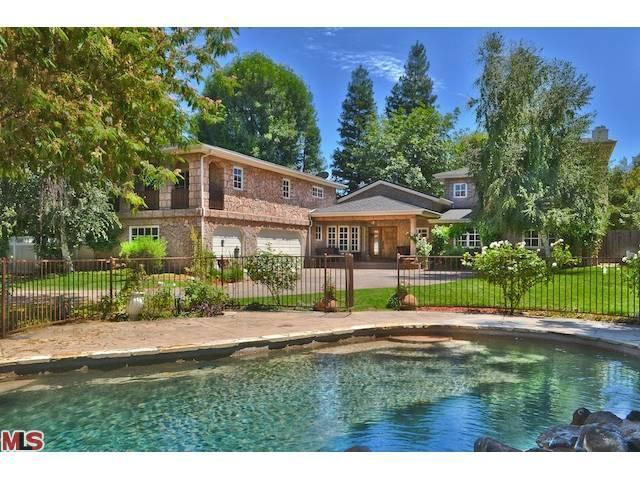 Nba Great Kenny The Jet Smith Selling Encino Estate For