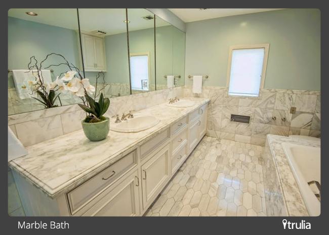 Trulia_Home Luxuries_MarbleBath