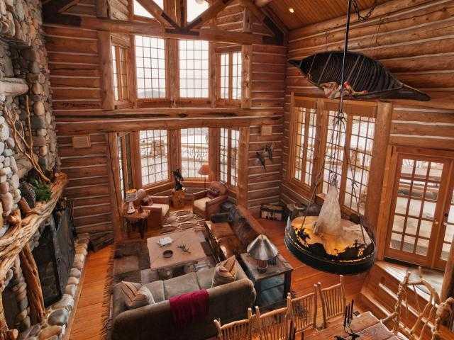 Go Inside Mitt Romney S New Park City Utah Ski Mansion