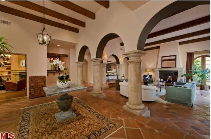 Report: Charlie Sheen Selling The Home He Bought For ...