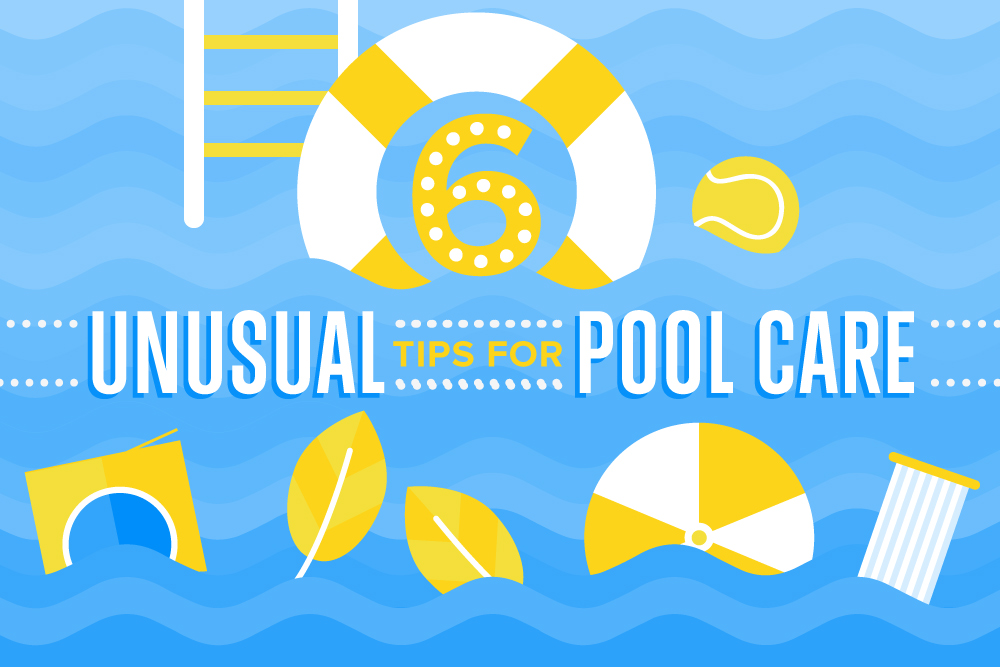 Pool Care 6 unusual tips for pool care - trulia's blog - life at home