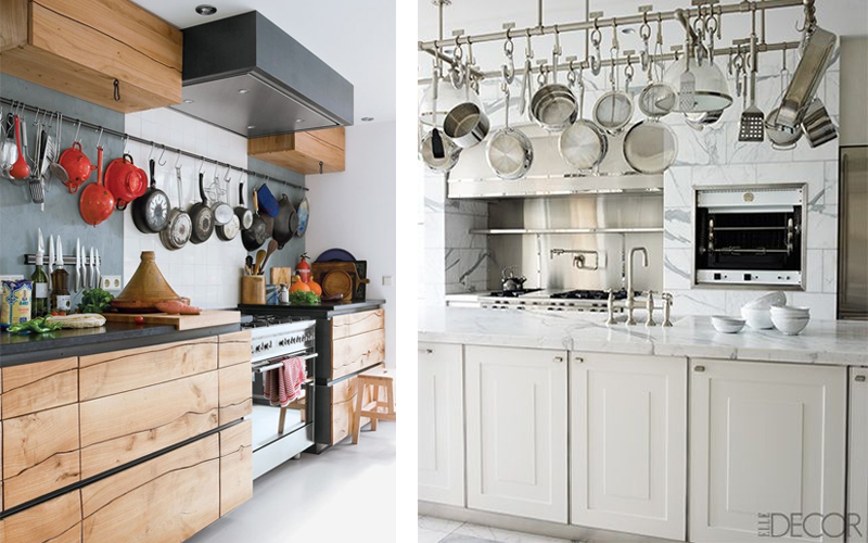 Uncommon Storage Solutions For Small Kitchens   Truliau0027s Blog