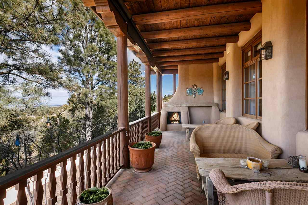 Found On Trulia An Outdoorsy Retreat In New Mexico
