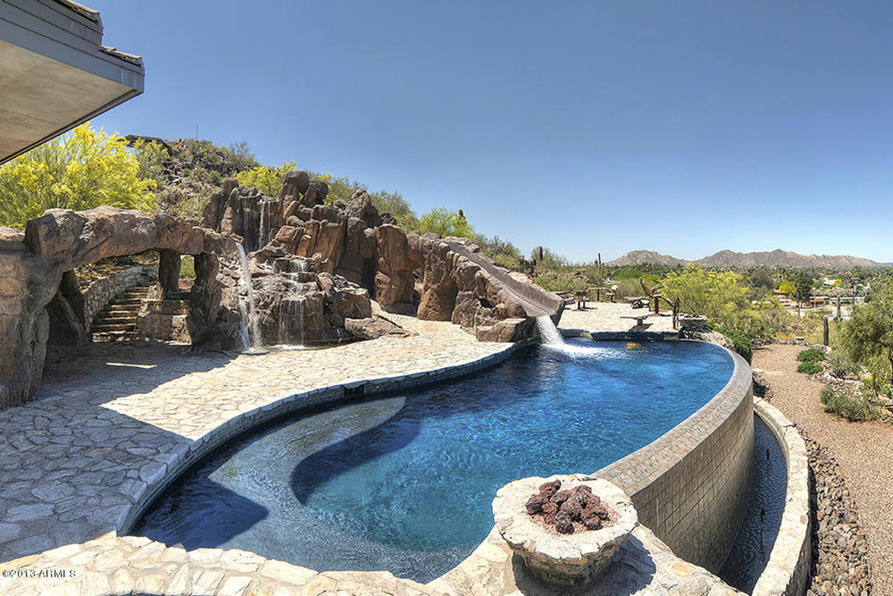 june2015 trulia 9 homes for sale with epic water slides phoenix arizona