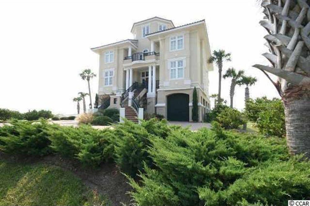 home for sale on north ocean boulevard myrtle beach sc - Large Home 2015