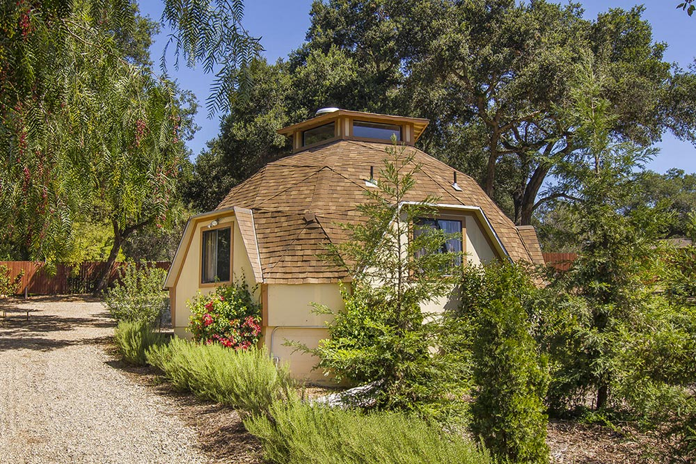 Geodesic Dome House Color There U0027s No