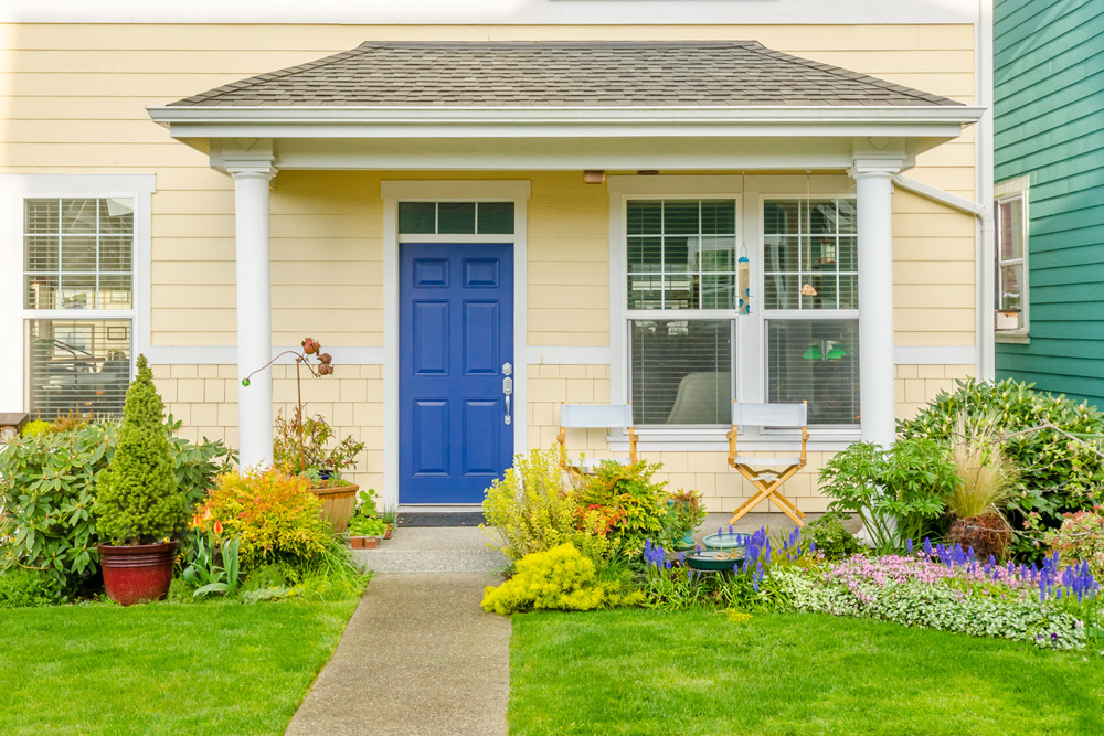 what color to paint front doorHow to Choose the Right Color for a Statement Front Door