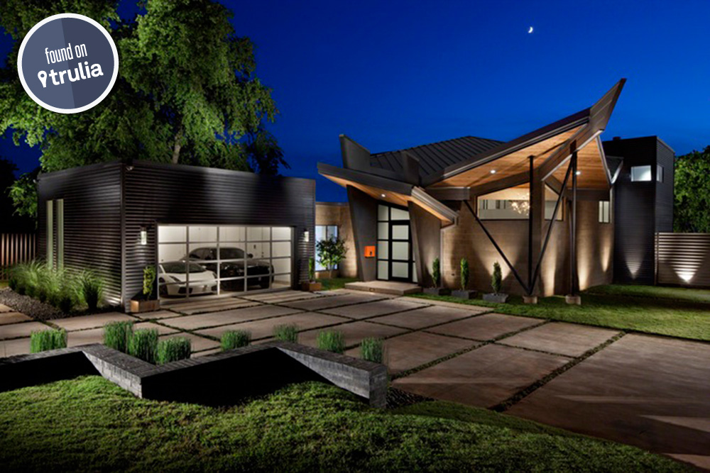 Found on Trulia: A Contemporary Home in Oklahoma City - Trulia\'s ...