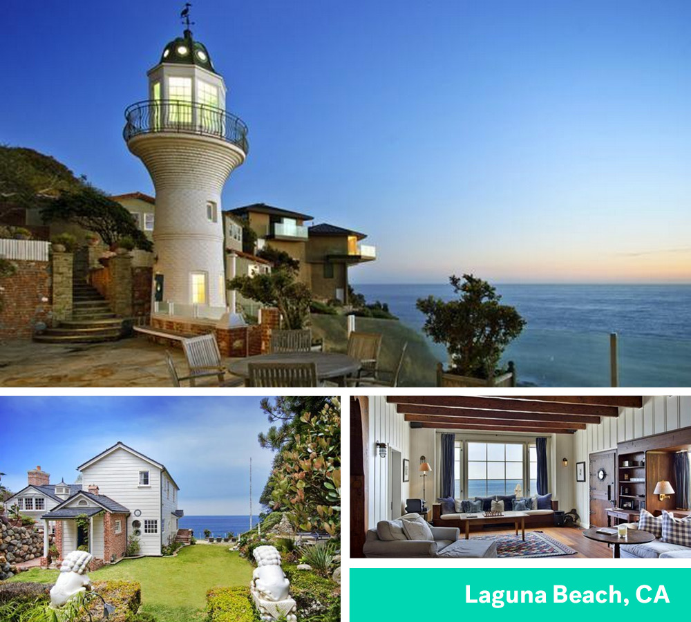 House Renting Websites: Cool For The Summer: 4 California Beach Rentals