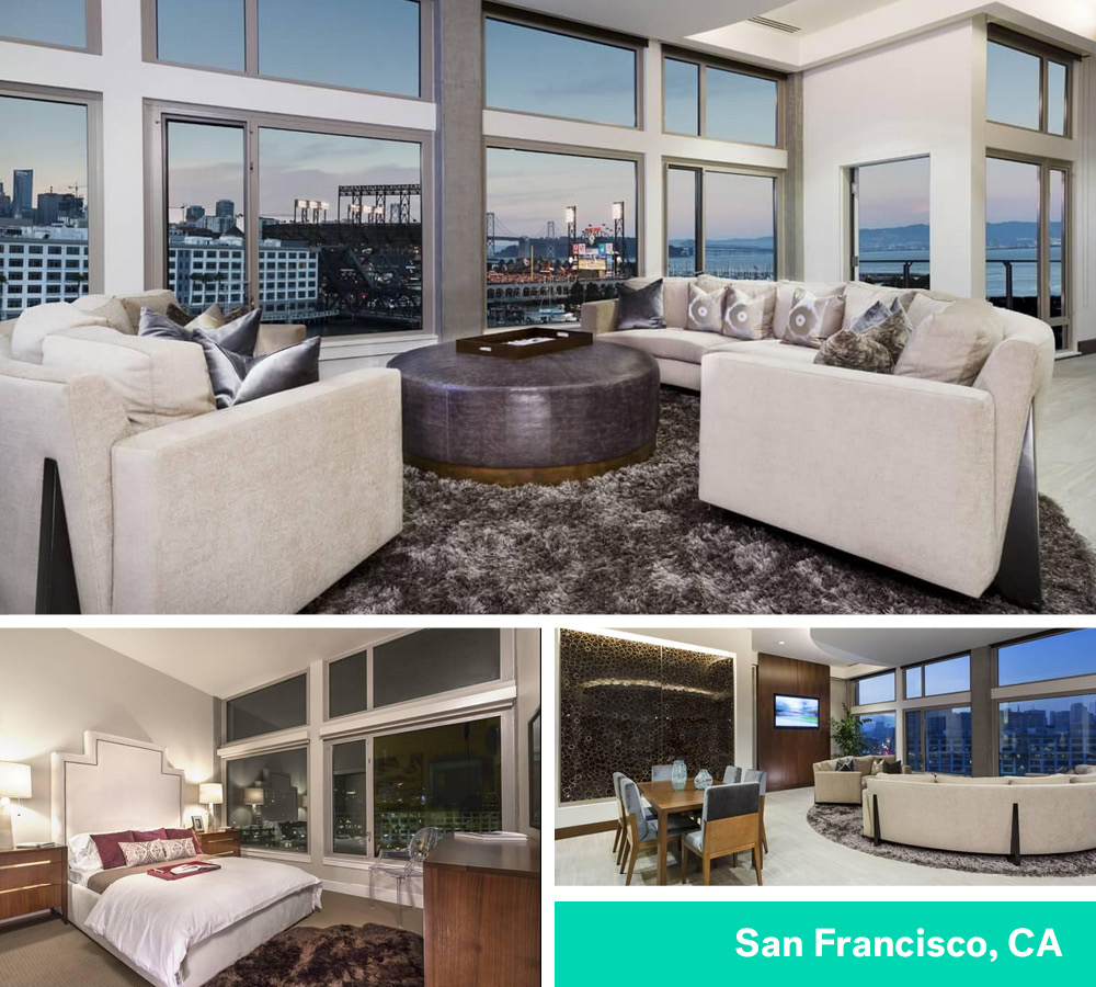 San Francisco Flats For Rent: The Most Expensive Apartments For Rent Across America