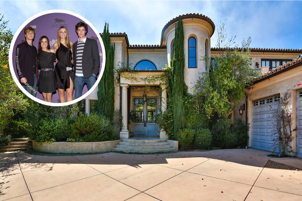 California, Here We Come! U201cThe O.C.u201d House Is For Sale