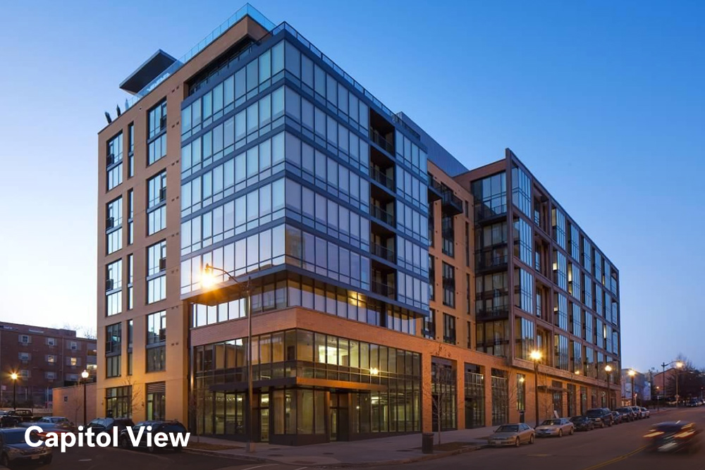7 Scandalously Stylish Luxury Apartments In Dc Real