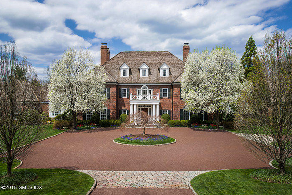 The Fanciest Of Greenwich Homes For Sale Classic Prep