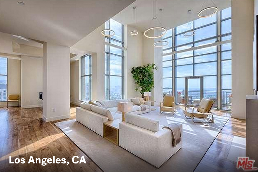 6 fab luxury furnished apartments for rent real estate for One month rental los angeles