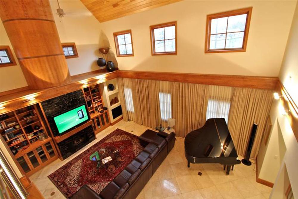 Sports Mansion Living Room