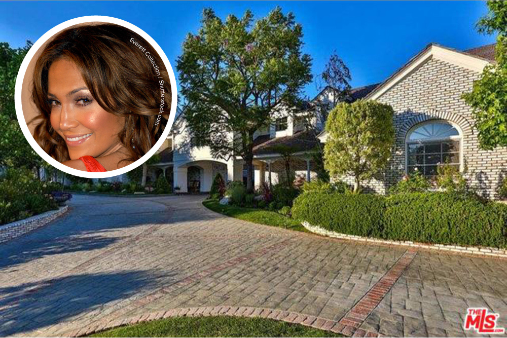 Pictures jennifer lopez is house