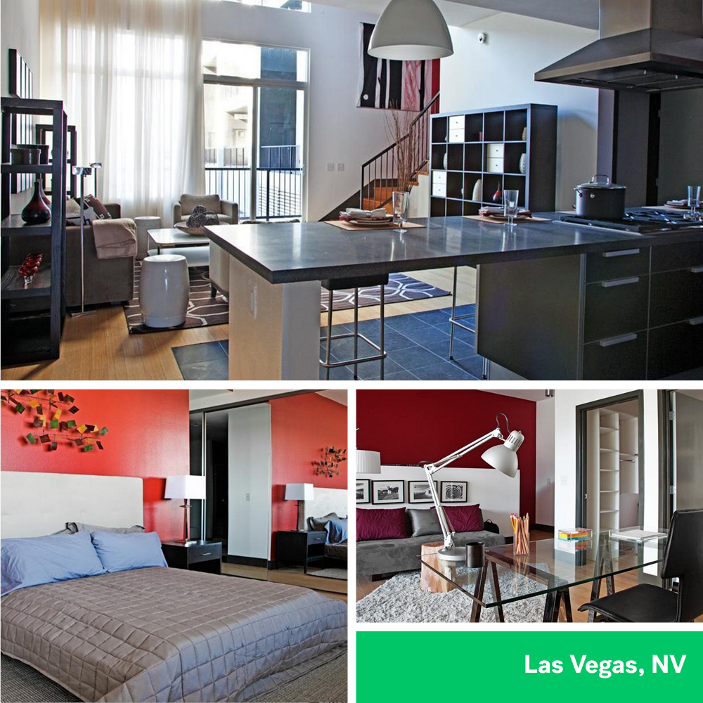 Vegas Apartments: Reality Check: 6 Huge Apartments For The Same Price As A