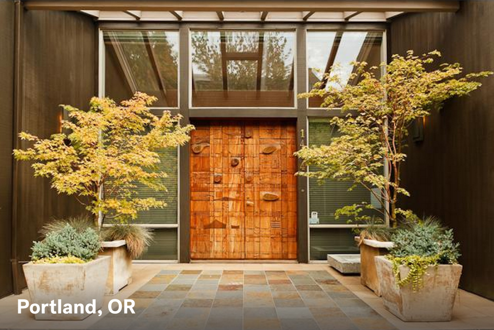 Front Door Designs You\'ll Never, Ever Forget - Real Estate 101 ...