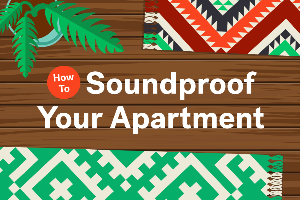 How to soundproof a room 6 ways to block noise real Soundproof a bedroom wall noisy neighbours