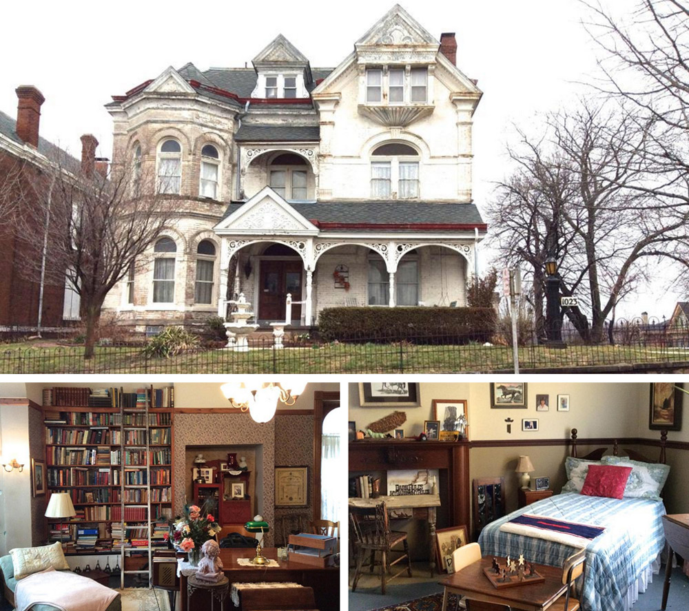 Cheap Apartments In Columbus Ohio: 8 Spooky Haunted Homes For Sale