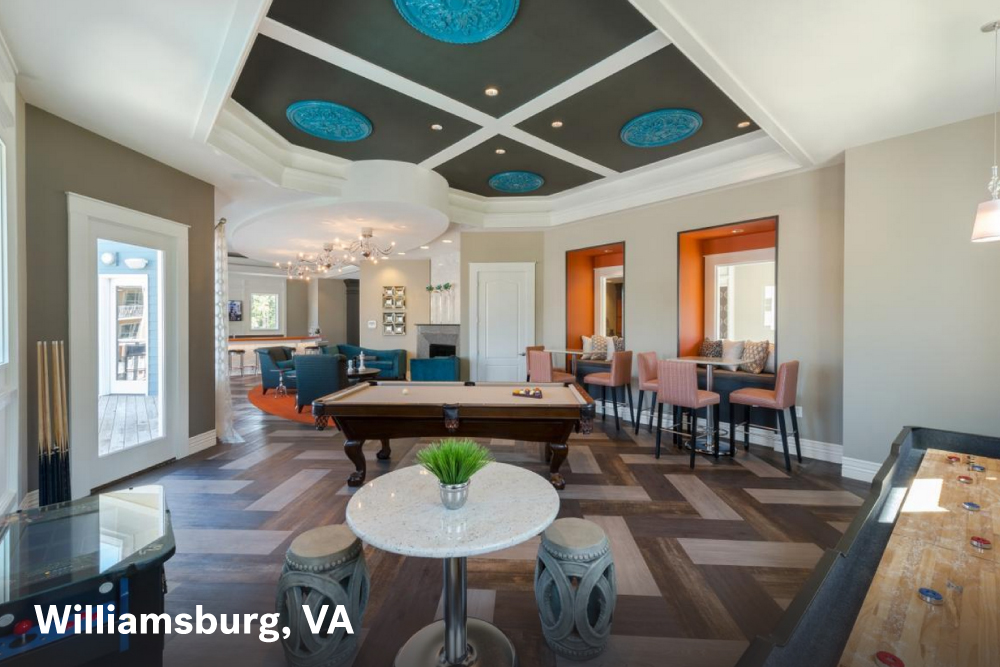 Apartment Complexes In Williamsburg Va