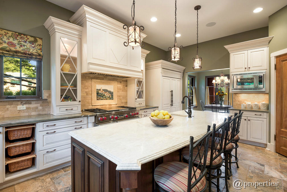 15 Luxe Kitchen Designs Worth Stealing – Life At Home – Trulia Blog