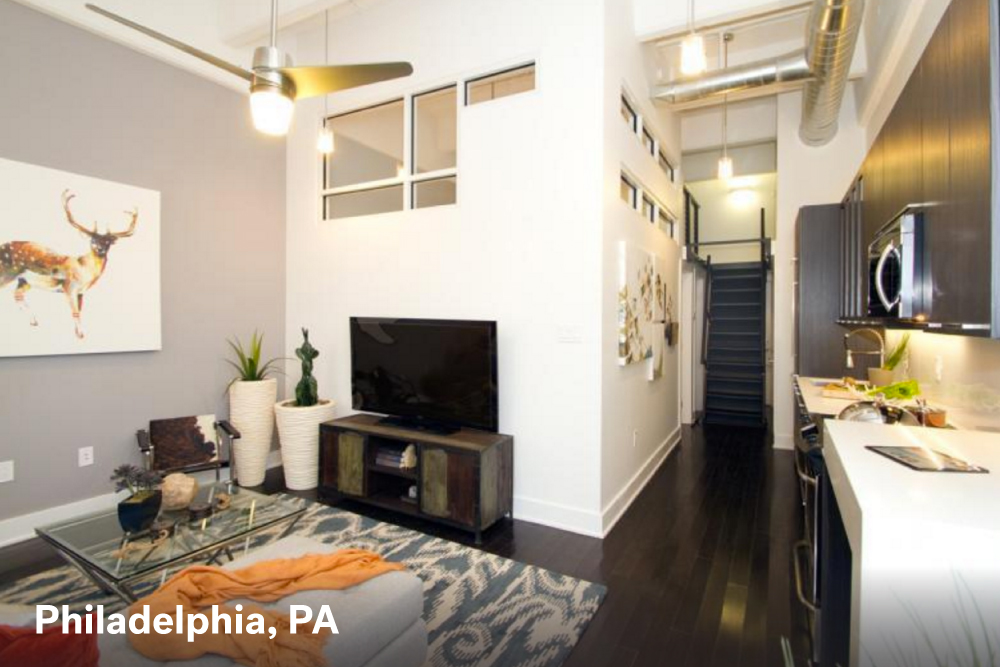 tiny apartment ideas. Philadelphia Studio Apartment Ideas With Massive Style  Real Estate 101