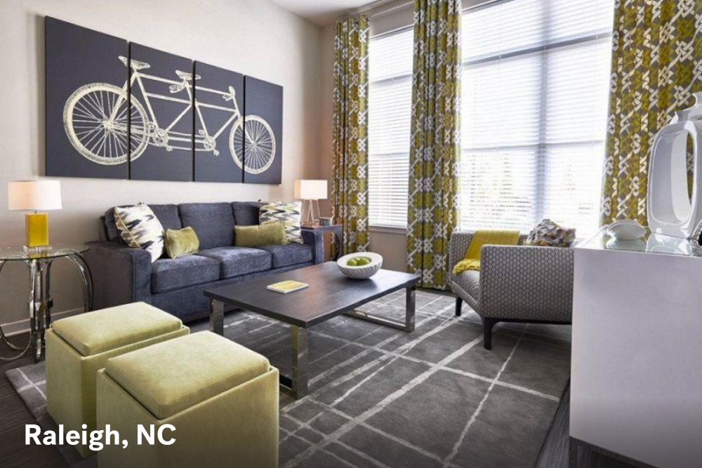 Raleigh Apartment Interior Design Ideas