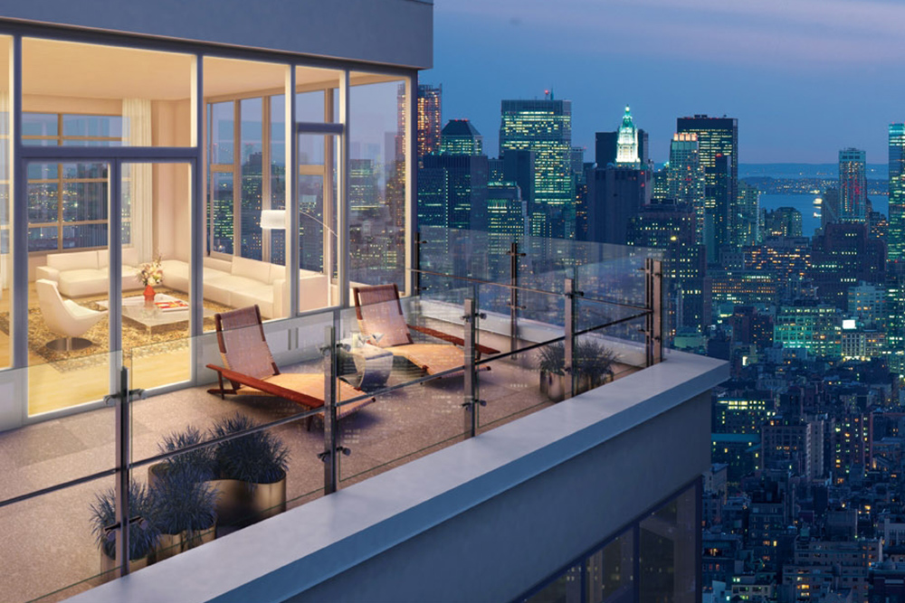 Luxury apartments nyc and beyond with insane amenities for Real estate nyc apartments