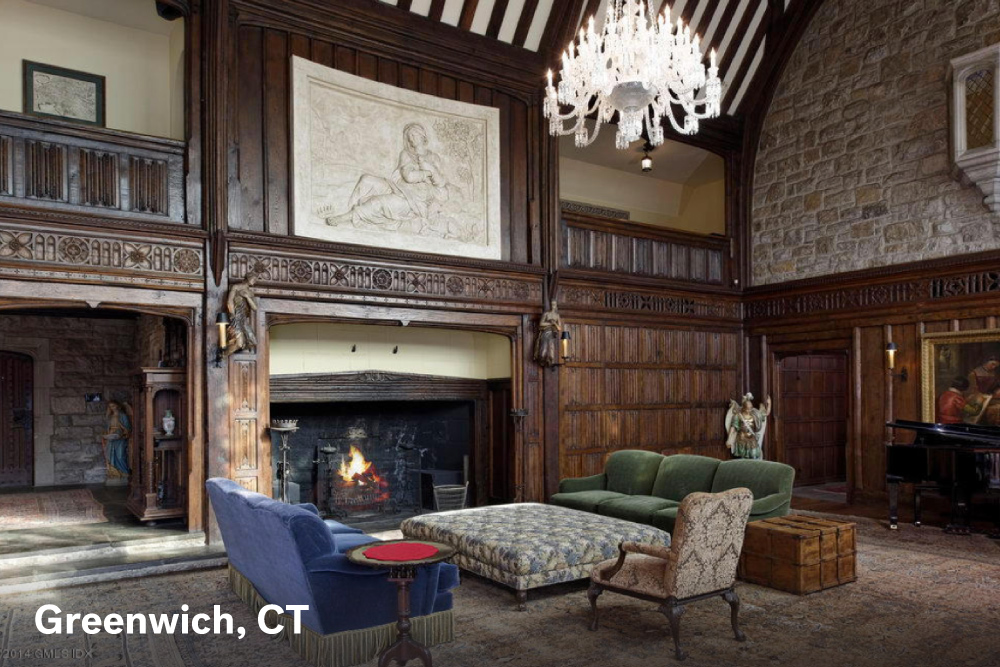 10 Homes With Unforgettable Fireplace Designs