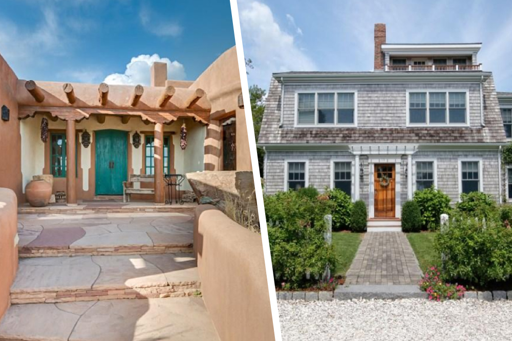 Difference between building and house