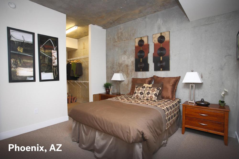 One Bedroom Apartments In Phoenix Home Design