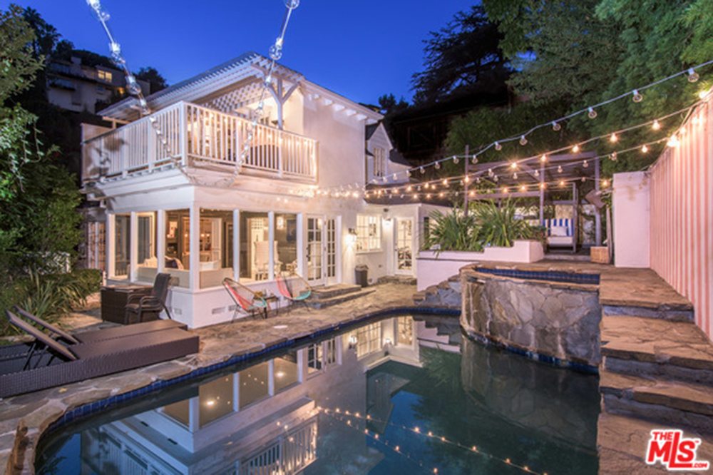 An Ashley Benson House In West Hollywood Hits The Market