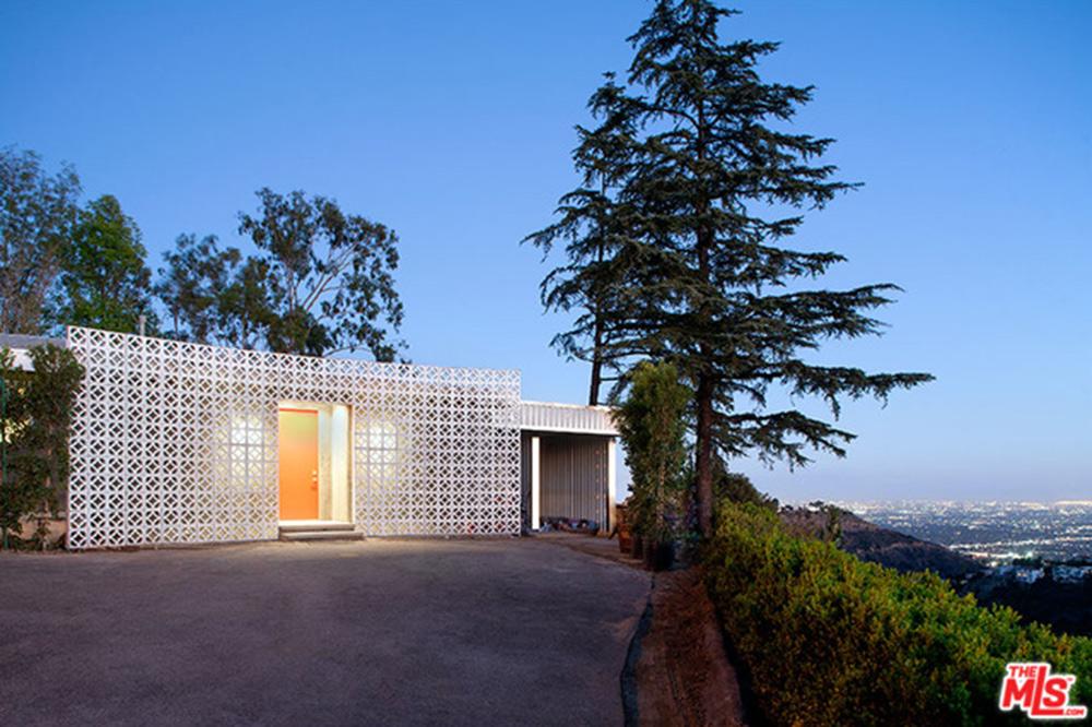 Joe Jonas Rents Hollywood Hills Home Trulias Blog Celebrity Homes