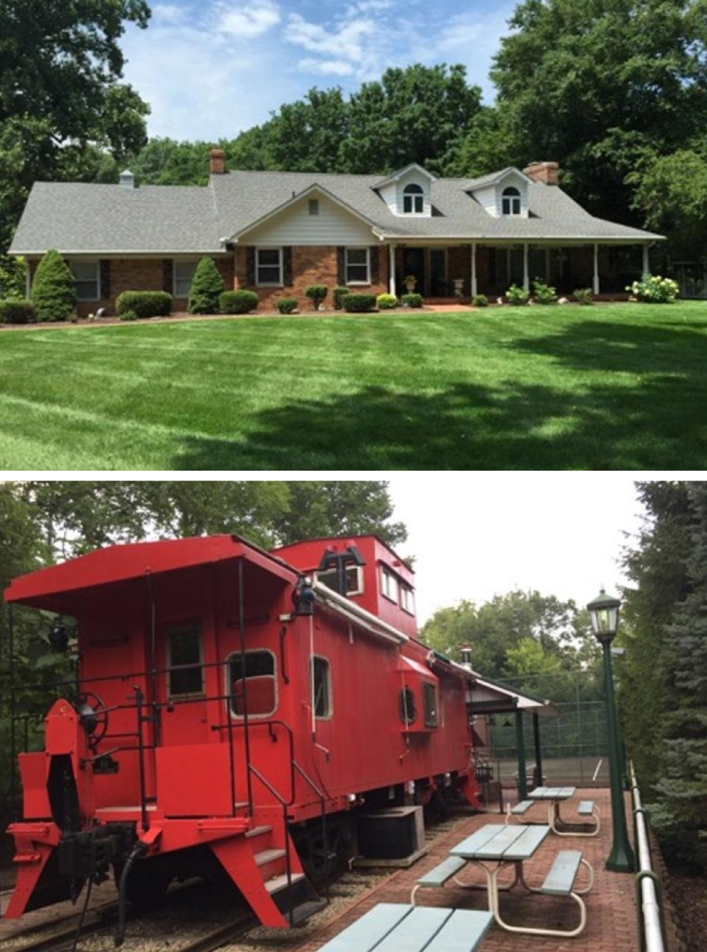 8 Homes With Converted Train Cars For Sale Life At Home