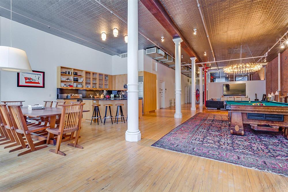 The Adam Levine And Behati Prinsloo House In Manhattan