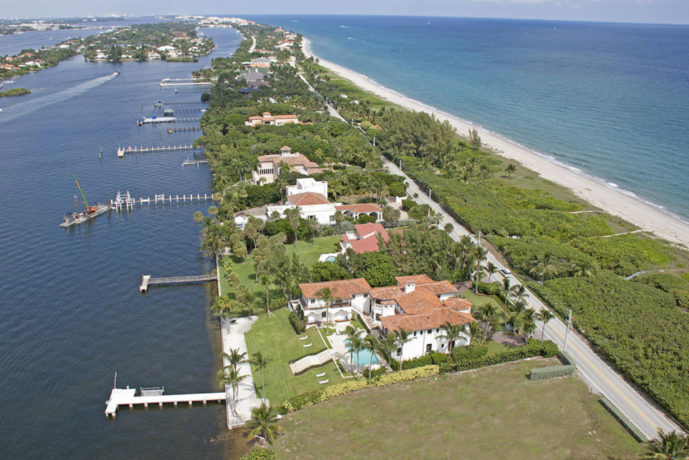 Billy Joel Movin Out Of Florida By Listing His Manalapan