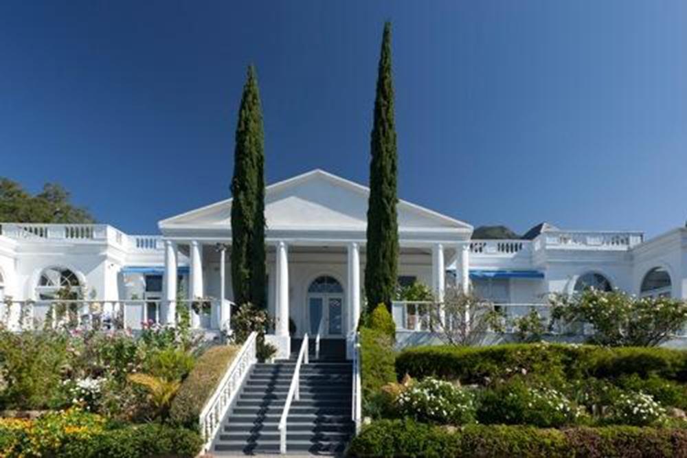 Gwyneth Paltrow Santa Barbara house