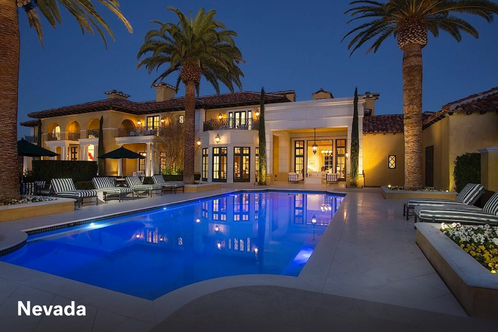 The most expensive homes in the united states life at for Most expensive homes in las vegas