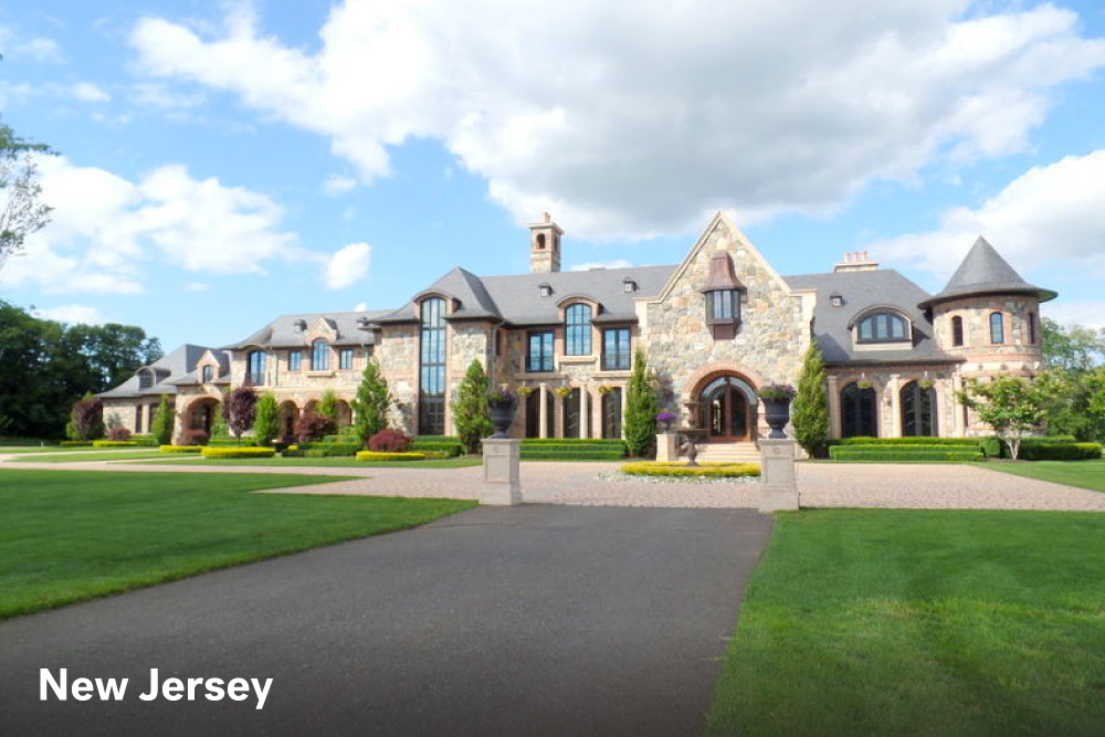 Most Expensive Homes In New Jersey
