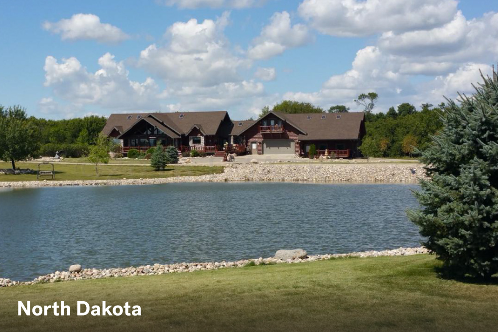 The most expensive homes in the united states life at for Nd home builders