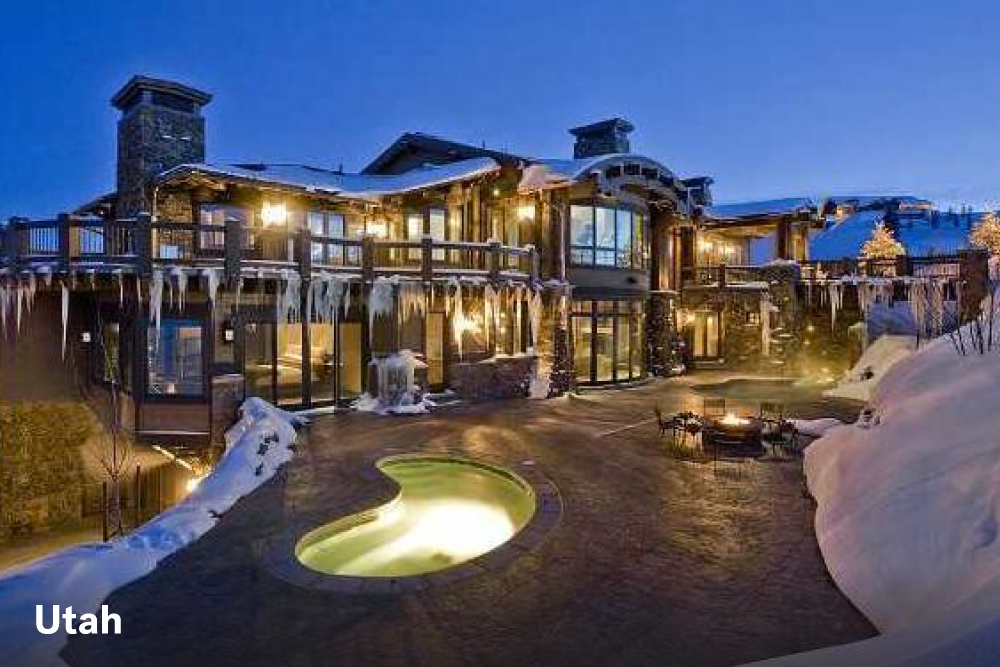 Awesome most expensive homes in Utah