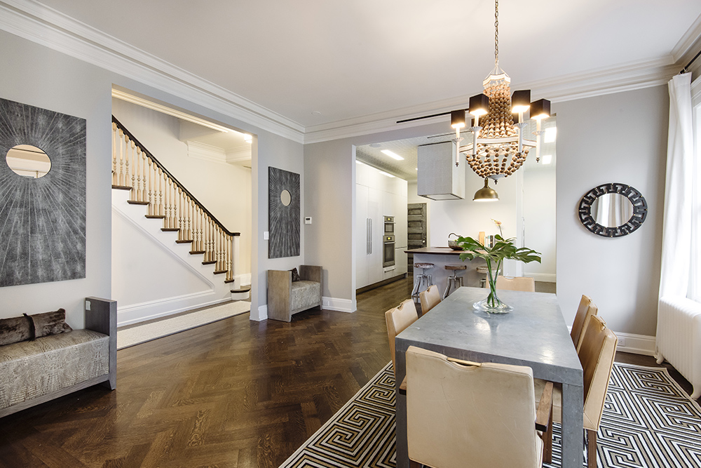 Sold an uma thurman house in manhattan celebrity for Manhattan house apartments for sale