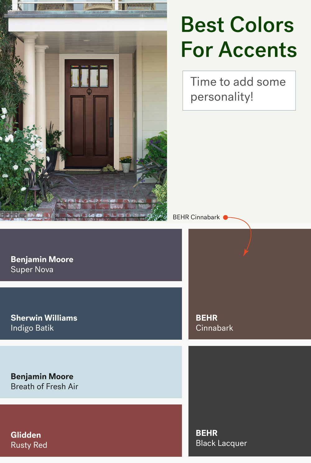 The Most Popular Exterior Paint Colors Life At Home